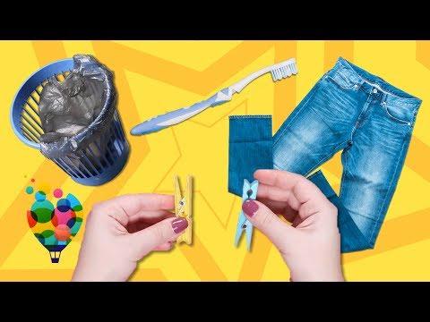 11-smart-clothespins-hacks,-that-solve-a-lot-of-problems!-|-a+-hacks