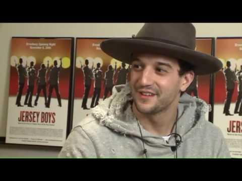 Mark Ballas makes Broadway debut in 'Jersey Boys'