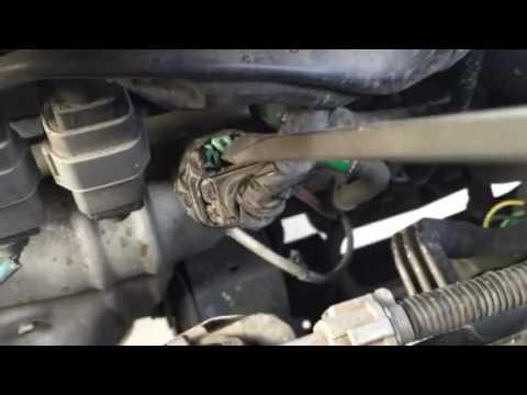2006 Volvo Xc90 Wiring Diagram Infiniti Nissan I30 O2 Sensor Clip Removal Youtube