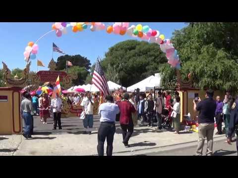 LAO & LUE  NEW YEAR FESTIVAL 2015 -  RICHMOND CA