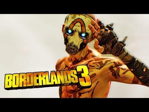 """Borderlands 3 - Official """"So Happy Together"""" Cinematic 4K Trailer"""