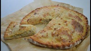 Дагестанское Чуду или Лепешка с фаршем и картошкой|Инстаграм рецепты