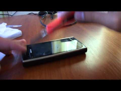 Nokia X6...