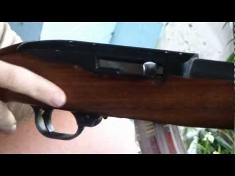 Ruger 10/22 International W/Mannlicher Walnut Stock