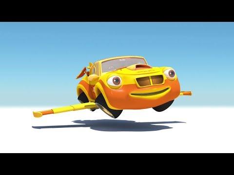 3D анимация: «Машина-Трансформер»