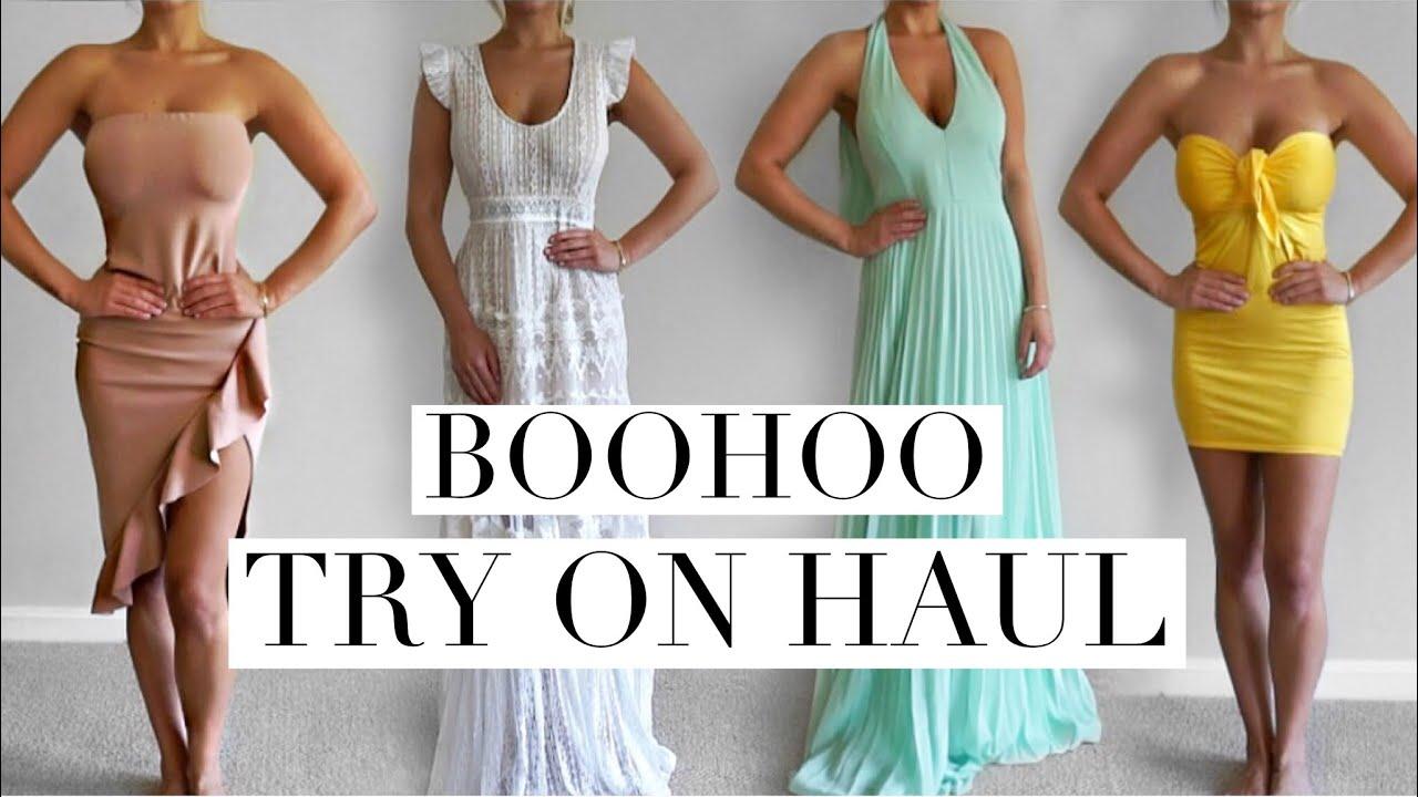cf059da1b9 BooHoo Summer 2018 Try On Haul | TaylorBee by Taylor Bee