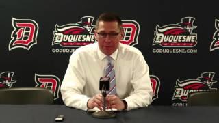 @DUQWBB Coach Quotes - #25 St. John