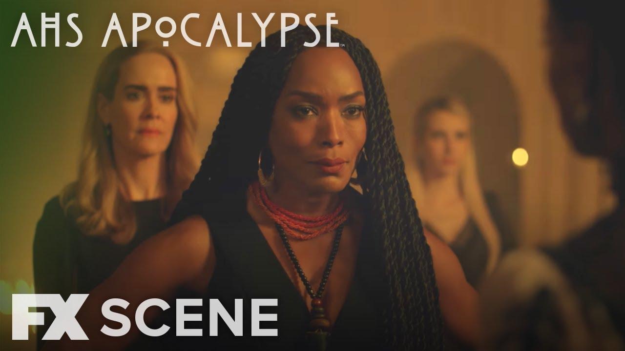 Download American Horror Story: Apocalypse   Season 8 Ep. 10: Voodoo Queen Scene   FX