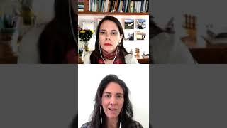 Live com Andrea Fortes sobre os Puerpérios da Vida, morte e vida