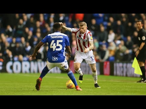 Highlights: Birmingham City V Stoke City