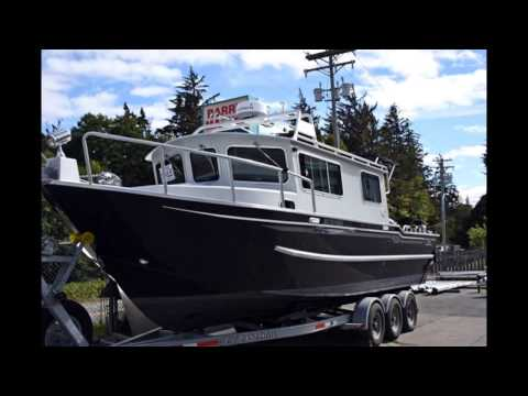 SOLD! (2008) Used 27' Silver Streak Cuddy Cabin for Sale