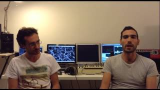 Studio Conversations 001: Stochastic Resonance (Part 1/3)