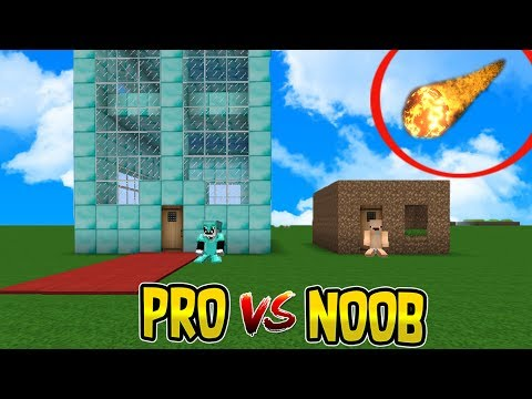 NOOB VS PRO - METEOR YAĞMURU #1
