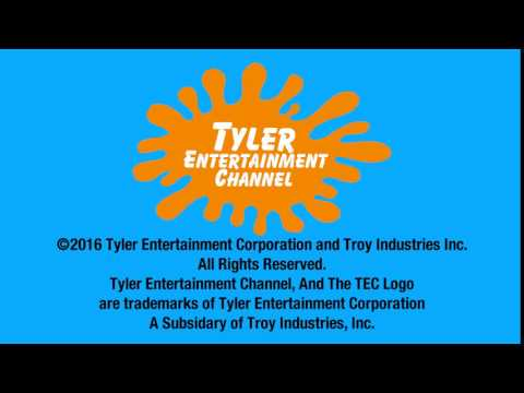 Tyler Entertainment Channel with the Copyright Stamp