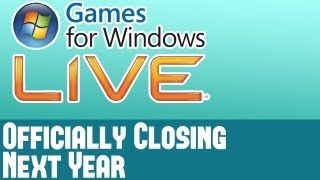Microsoft News - Games For Windows Live Officially Closing In 2014 & AoE Online Servers To Close