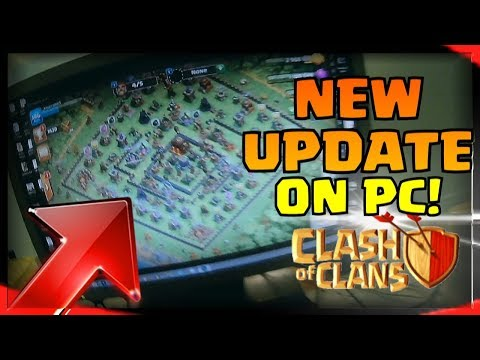 Best CLASH OF CLANS PC MODE 2018 UPDATE | NOX APP Player EMULATOR | CoC Computer & TV Download OSX