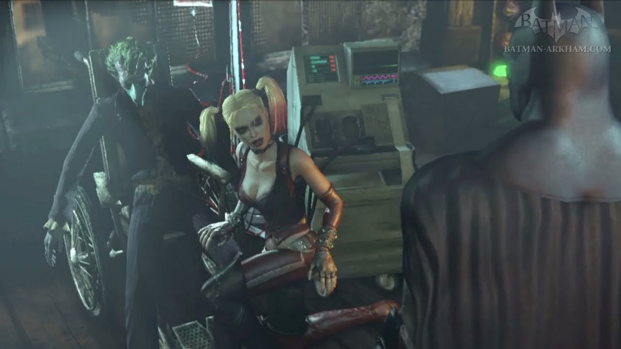 Batman: Arkham City - Walkthrough - Chapter 5 - Joker's ...