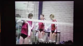 Flash back to the 80's . Volleybalvereniging Flash Nieuwleusen