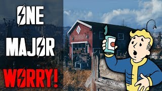 My One Major Worry With Fallout 76