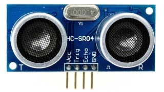 Парктроник на Arduino