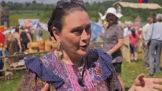 На фестиваль «Земля предков» в Марий Эл собрались около 5 тысяч гостей