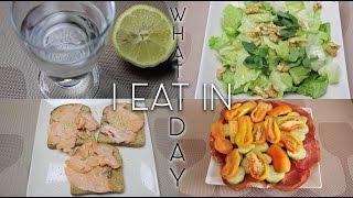What I eat in a day #3 - Cosa mangio in un giorno?