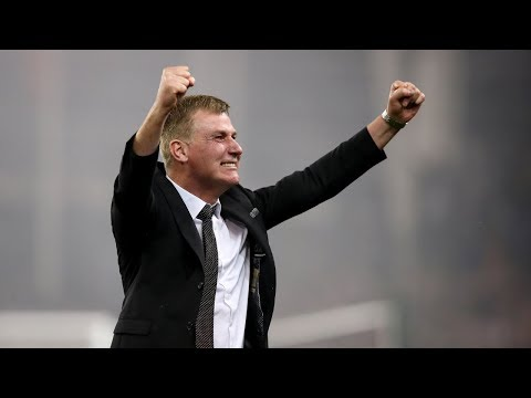 """""""I was euphoric"""" - Stephen Kenny on Dundalk FAI Cup win"""
