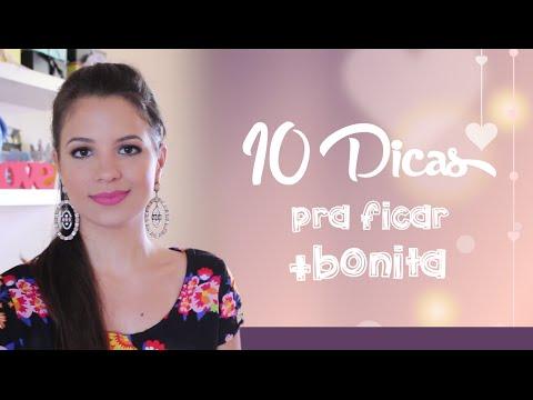 10 dicas de como ficar mais bonita por Patrícia Braga