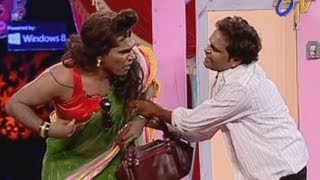 Jabardasth   Chammak Chandra Performance on 13th June 2013