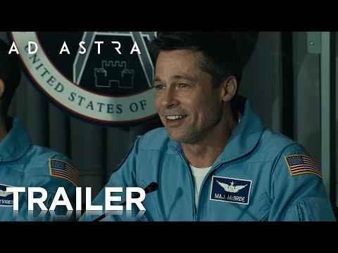 Ad Astra: Brad Pitt se convierte en astronauta para su nueva película