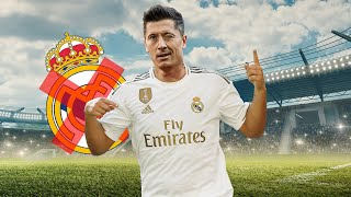 The reason why Robert Lewandowski never signed with Real Madrid | Oh My Goal
