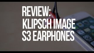 Video Review: Klipsch Image S3 In-Ear Earphones download MP3, 3GP, MP4, WEBM, AVI, FLV Juli 2018