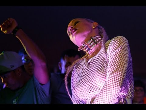 Das Me - Brooke Candy (LIVE)