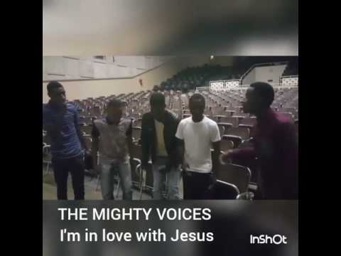 I'M IN LOVE WITH JESUS