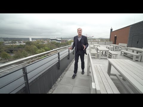 360 Grad    Blick In Die Neue Jugendherberge   25.10.2018