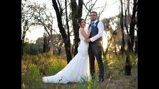 Laura and Mathew Wedding Highlights