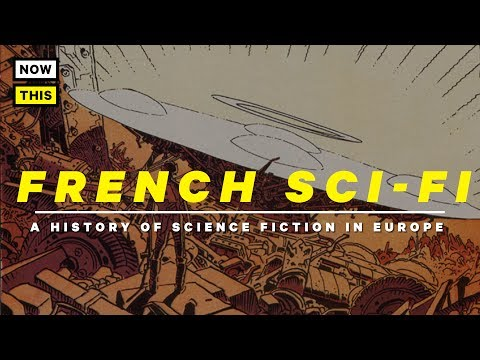 Valerian and the History of French Science Fiction | NowThis Nerd
