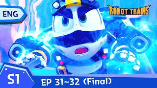 Download lagu Robot Trains | Final EP 31~EP 32 (24 mins) | Full Episode Compilation | ENG | robottrainreplay