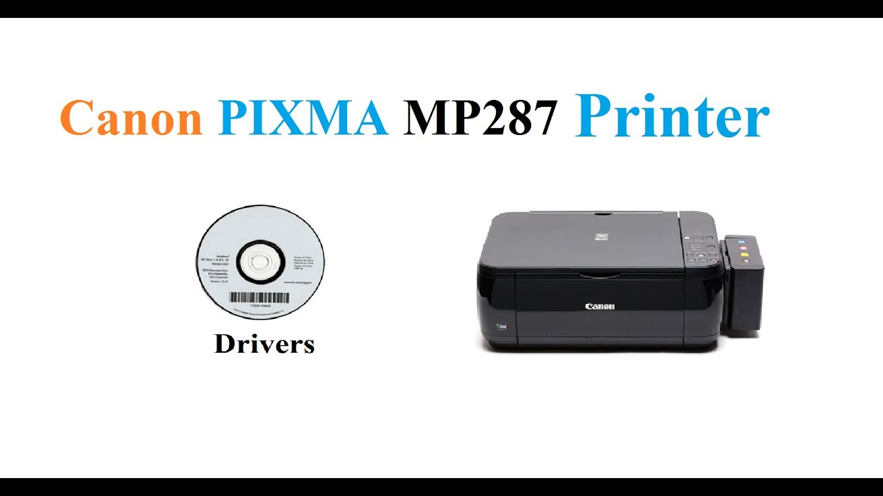 Canon Mp 285 Printer Driver Download