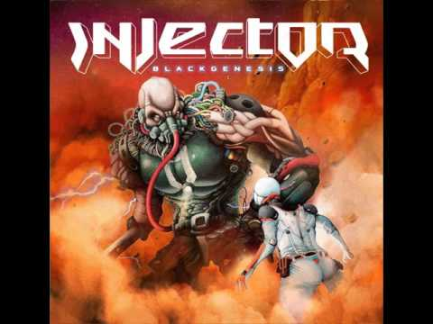 Injector - Black Genesis [Full Album] 2015