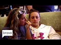 Don't Be Tardy: Kroy and Kim Call a Family Meeting | Bravo