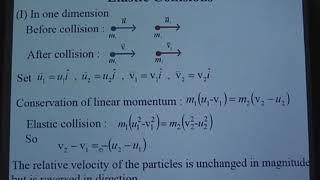 普通物理1 第13堂 Collisions