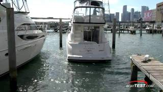 Meridian Yachts Docking On Command 2009 (HQ) - By BoatTEST.com