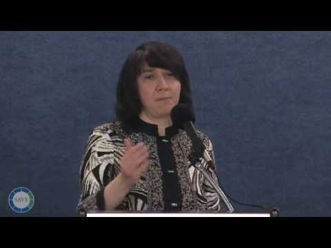 SAVE Press Conference: Cathy Young