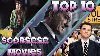 Top 10 Martin Scorsese Movies