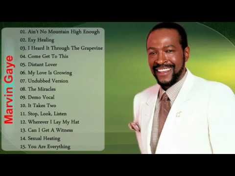 Marvin Gaye Best Tracks || Marvin Gaye Songs Collection [Best Cover Music]