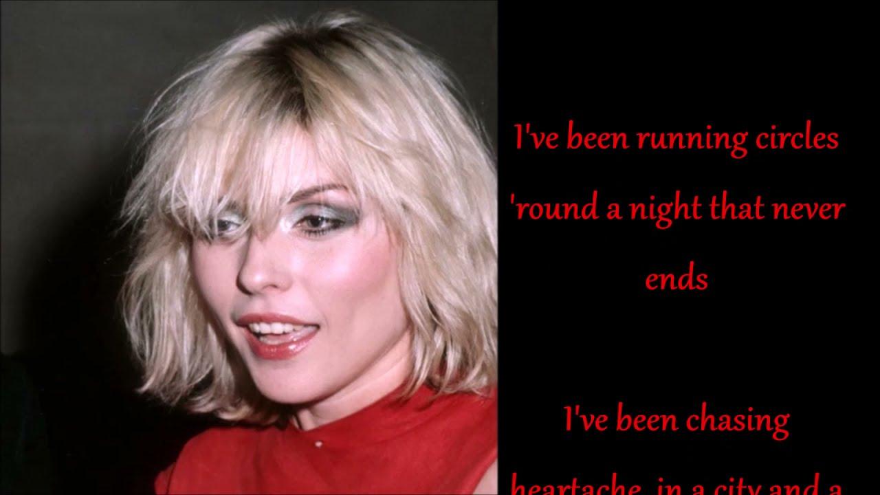 (和訳) Blondie - Long Time (lyrics,Sous-titres français,Untertitel auf Deutsch,Русские субтитры,日本語字幕)