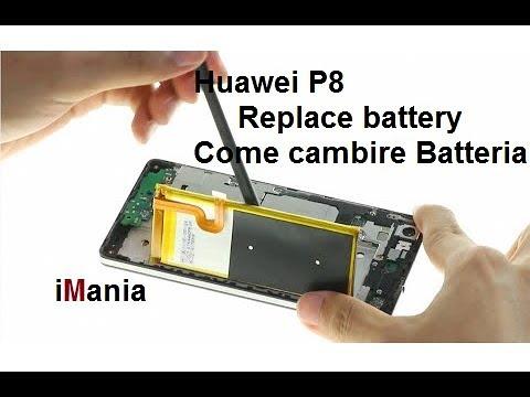 huawei p8 lite batteria si