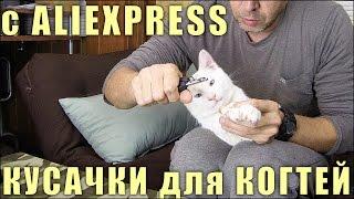 Кусачки для Когтей Кошек и Собак с Aliexpress, Книпсеры (Pet Nail Clipper)