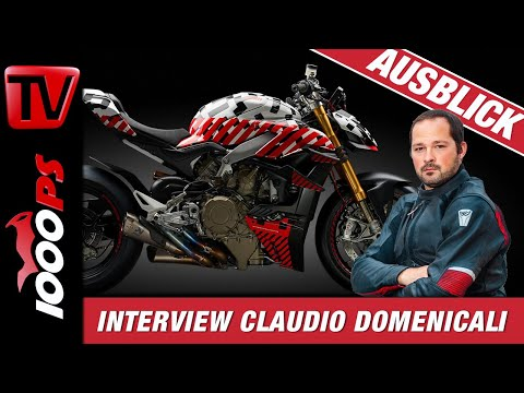 Ducati Boss unveiling plans for MotoGP and the future of e-mobility